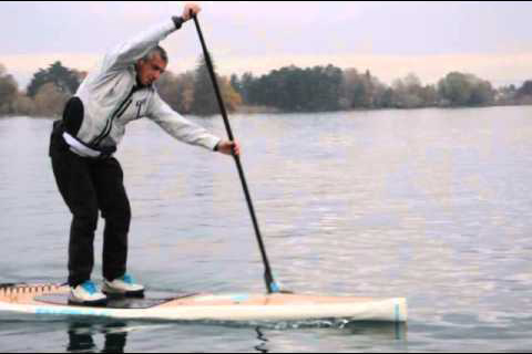 Inflatable SUP Paddle Board