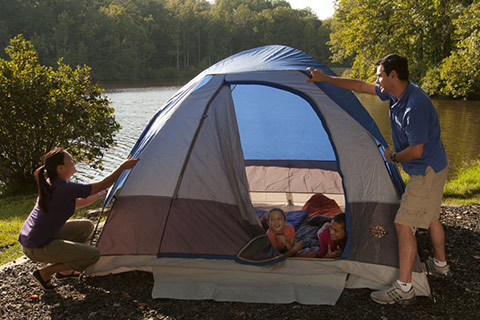 Tent for Family Camping