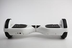 A balance scooter