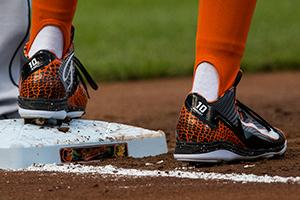Adam Jones Baseball  Cleats
