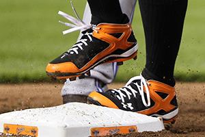 A Baseball Cleats