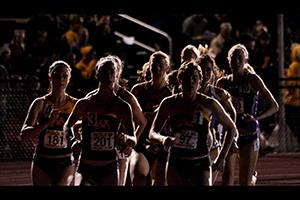 Women Run at Night