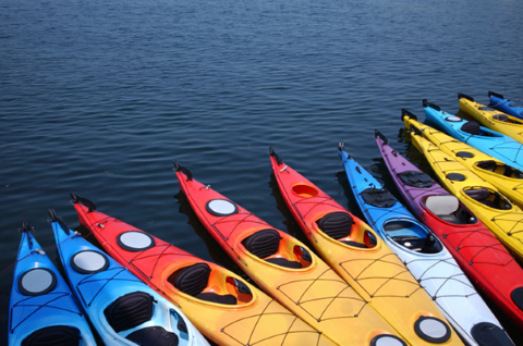 choosing the right kayak