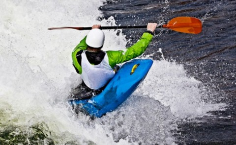 What to look out for when you buy your first kayak helmet