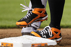 A Baseball Cleats
