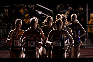 Women Run at Night